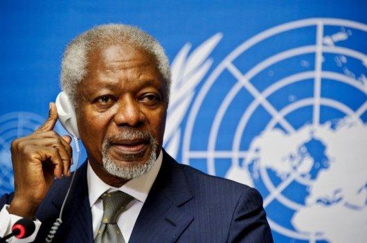 '별세' 코피 아난 전 유엔 사무총장은 누구