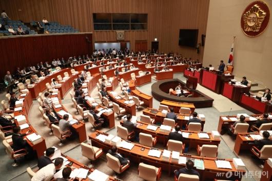 [사진]예산결산특별위원회 전체회의