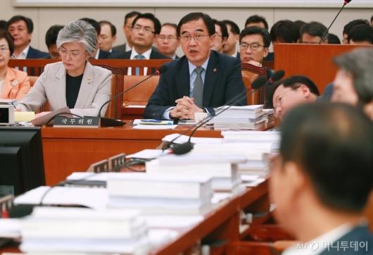 [사진]외교통일위원회 전체회의