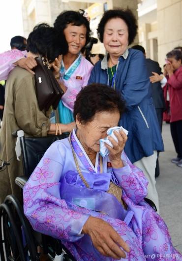 [사진]'한없이 눈물만...'