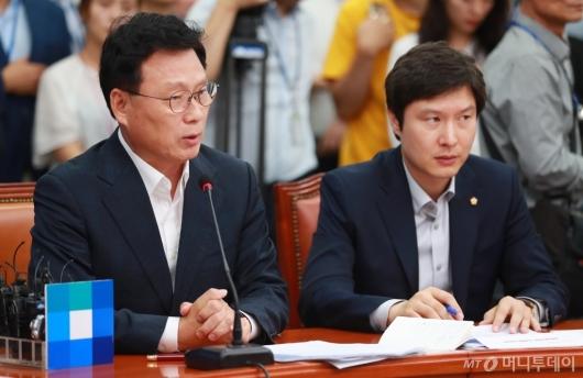 [사진]모두발언하는 박광온 민주당 최고위원