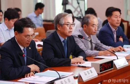 [사진]국회 국토위, BMW 화재 관련 공청회 개최