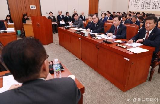 [사진]법제사법위원회 전체회의