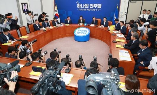 [사진]4차 고위당정청협의회 개최