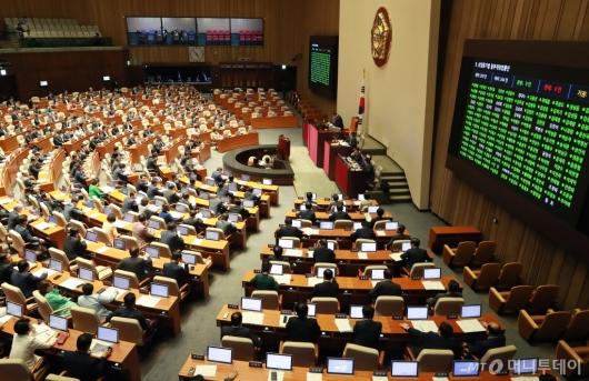 [사진]8월 임시국회, 무쟁점 법안만 처리