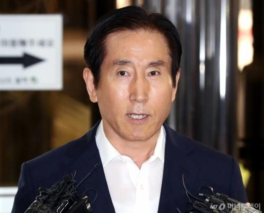 [사진]입장 밝히는 조현오 전 경찰청장