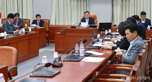 [사진]국회 교육위원회 전체회의