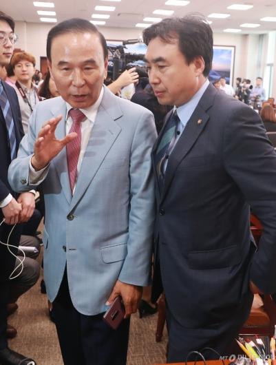 [사진]'택지개발 후보지 유출로 난항 겪는 국토위