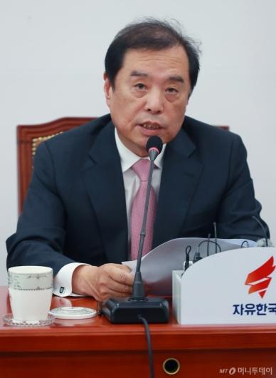 [사진]김병준, 부동산 정책 관련 기자회견