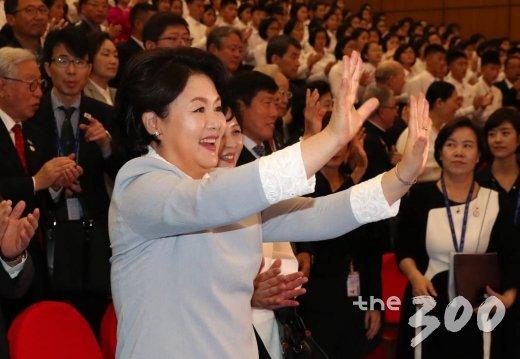 BTS, 유엔 행사 연설…김정숙 여사