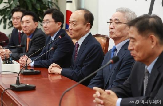 [사진]자유한국당 조강특위 기자간담회