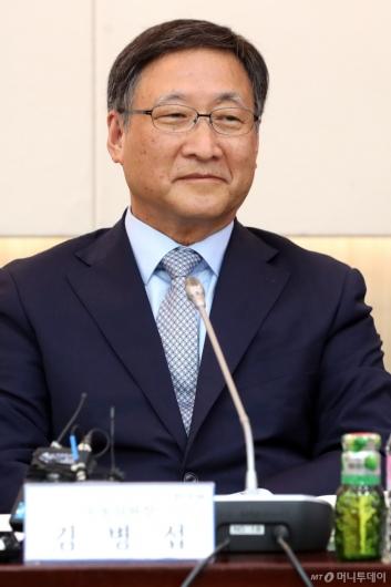 [사진]정부혁신추진협의회 김병섭 민간 공동위원장