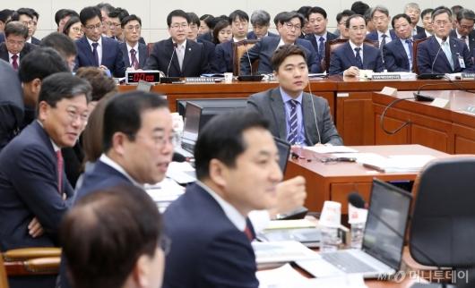 [사진]원자력안전위원회 국감