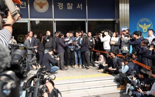 [사진]신상과 얼굴 공개된 '강서구 PC방 살인' 피의자