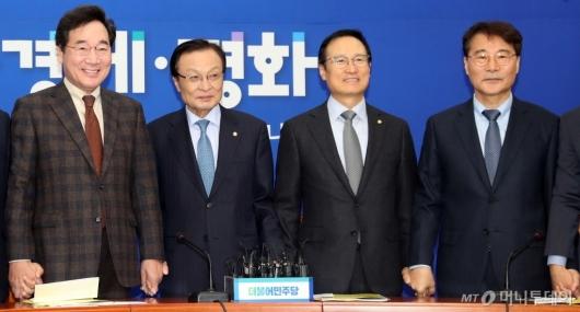 [사진]예산안 심사 앞두고 고위 당·정·청 회의