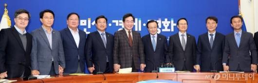 [사진]제6차 고위 당·정·청 회의