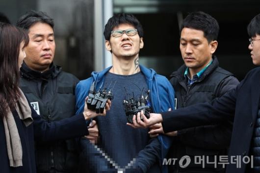 '강서 PC방 살인' 김성수