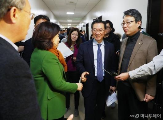 [사진]국회 기재위·본회의 줄줄이 연기