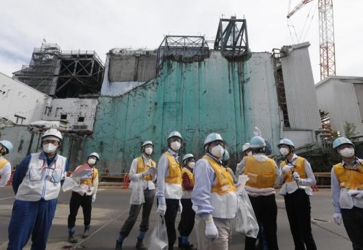 후쿠시마 원전 오염수 300톤 누수<br>日 방사능 수치 또 은폐?