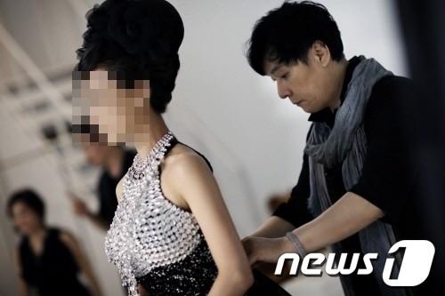 디자이너 김영세<br>'동성 성추행 의혹' 녹취록