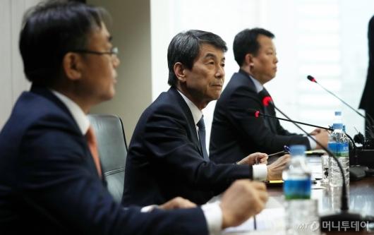 [사진]대우조선해양 매각 관련 기자간담회