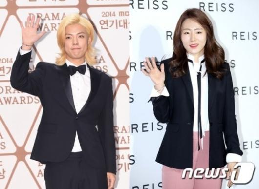강남 측, 이상화와 연내 결혼설 부인