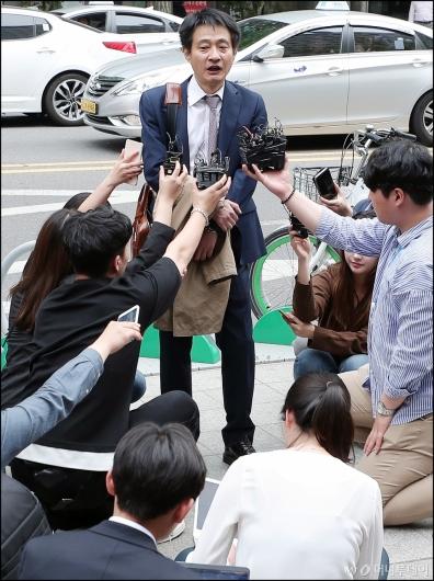 [사진]'장자연 문건' 최초 보도 김대오 기자의 발언