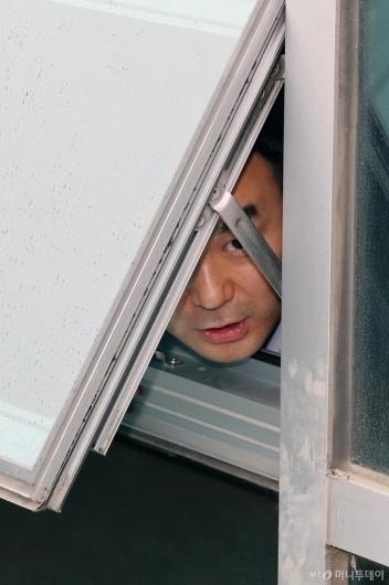 [사진]점거당한 채이배 의원실