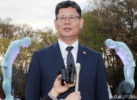 [사진]판문점 찾은 김연철 통일부 장관