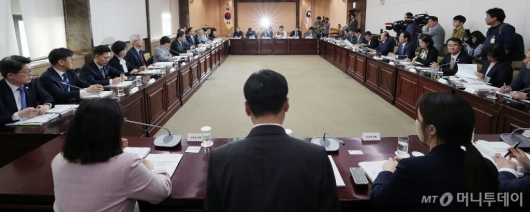 [사진]'제9기 녹색성장위원회 1차 회의'