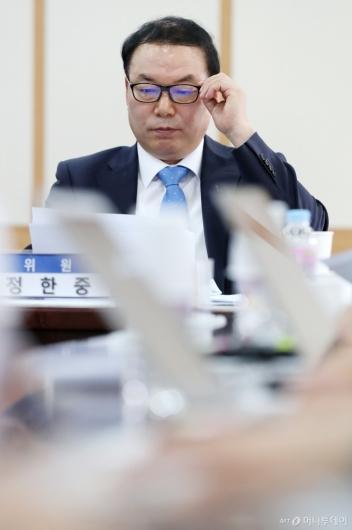 [사진]'장자연 사건' 결과 발표하는 정한중 검찰과거사위원장 대행