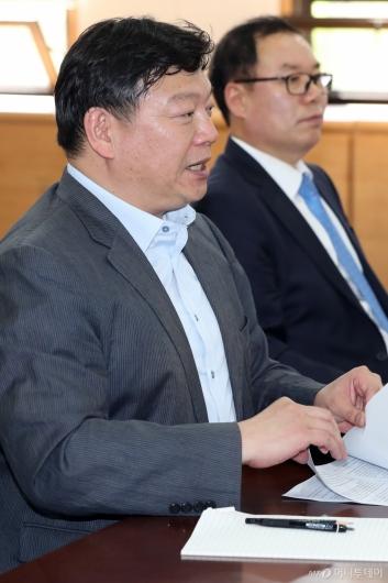 [사진]'장자연 사건' 결과 발표하는 문준영 위원