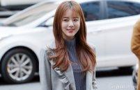 한지선, 택시기사 폭행 한달만에 광고 모델