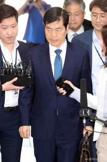 [사진]구속 기로에 선 김태한 삼바 대표