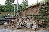 [포토 is] 일본 지진, 니가타현 해상 6.8 강진