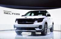 기아차 SUV '셀토스' 인도서 세계 최초 공개
