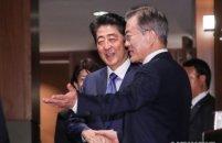 文, G20에서 아베와 회담 안해…왜?
