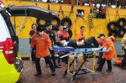 제주 서귀포 관광용 잠수함 폭발