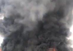 서울 은명초등학교 화재<br>교사 2명 연기 흡입
