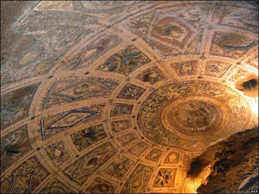로마신화속 전설의 동굴 발견됐다
