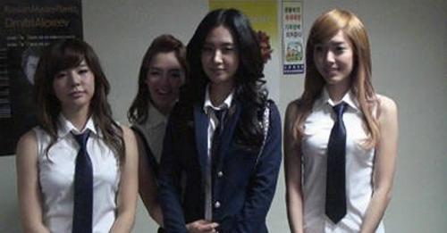↑소녀시대 제시카의 계정으로 등록된 트위터에 올라온 사진