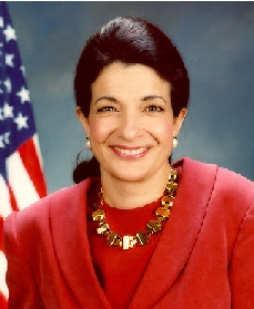 ↑올림피아 스노우 미 공화당 의원(메인주)