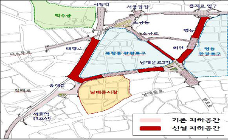 서울시청 주변 지하광장, 문화공간'변신'