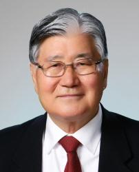 ↑박종삼 월드비전 회장.