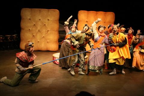 ↑ 연극 '쥐의 눈물'에는 삶의 희노애락과 가족애가 솔직하게 담겨있다. ⓒ구로아트밸리