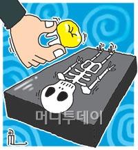 화장하고 남은 뼈 추릴 때 녹은 금니 '슬쩍'(상보)