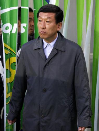 최강희 신임 축구 국가대표팀 감독ⓒ전북현대 제공