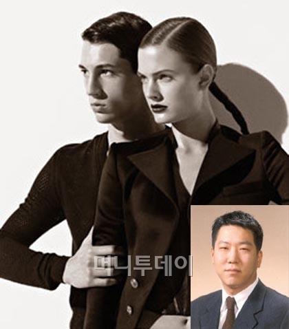 사진 왼쪽 정지선 현대백화점그룹 회장