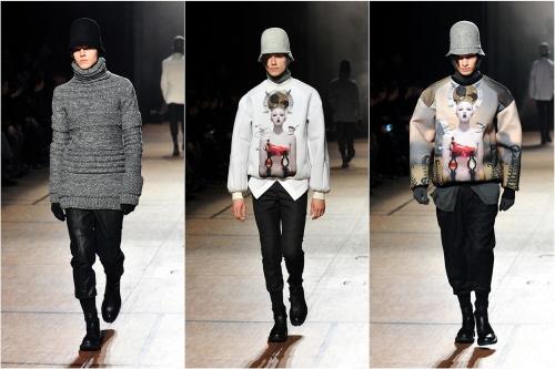 ⓒ'준지' 2012 F/W 컬렉션