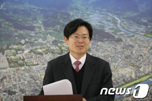 전종학 경남 산청· 함양·거창 새누리당 예비후보.